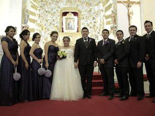 La boda de Cynthia y Jaime 3