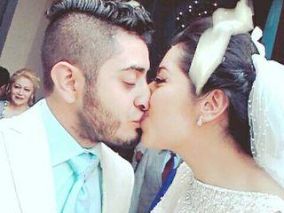 La boda de Laura y Abraham 1