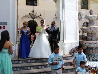 La boda de Laura y Abraham 3