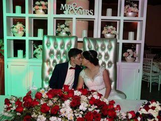 La boda de Sarahí y Alexis 1