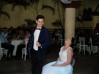 La boda de Sarahí y Alexis 3