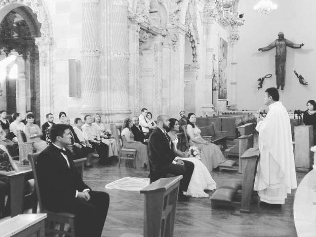 La boda de  Valentín y América en Aguascalientes, Aguascalientes 6