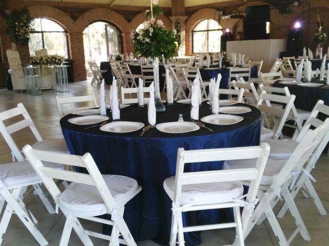 La boda de  Valentín y América en Aguascalientes, Aguascalientes 7