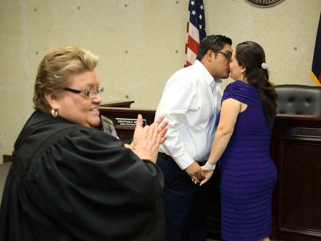 La boda de Enrique y Alejandra en Matamoros, Tamaulipas 2