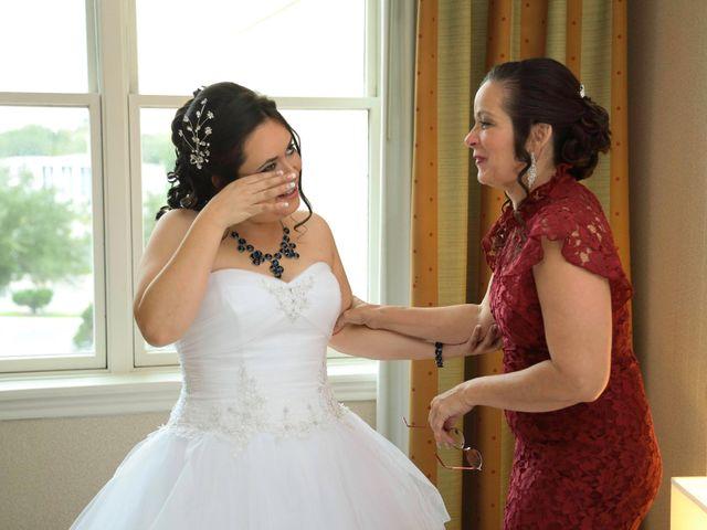 La boda de Enrique y Alejandra en Matamoros, Tamaulipas 7