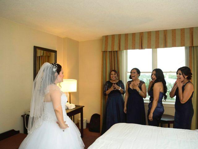 La boda de Enrique y Alejandra en Matamoros, Tamaulipas 14