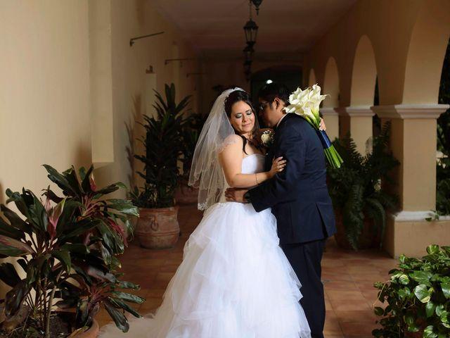 La boda de Enrique y Alejandra en Matamoros, Tamaulipas 15
