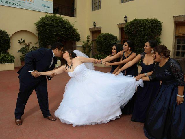 La boda de Enrique y Alejandra en Matamoros, Tamaulipas 16