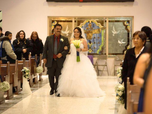 La boda de Enrique y Alejandra en Matamoros, Tamaulipas 18