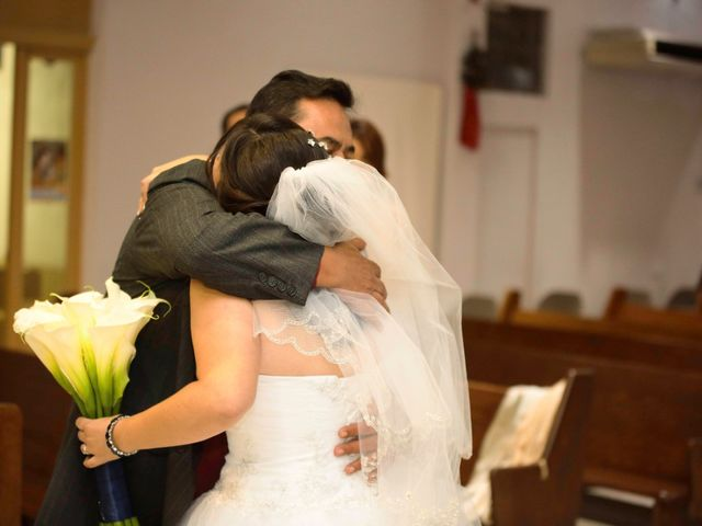 La boda de Enrique y Alejandra en Matamoros, Tamaulipas 19