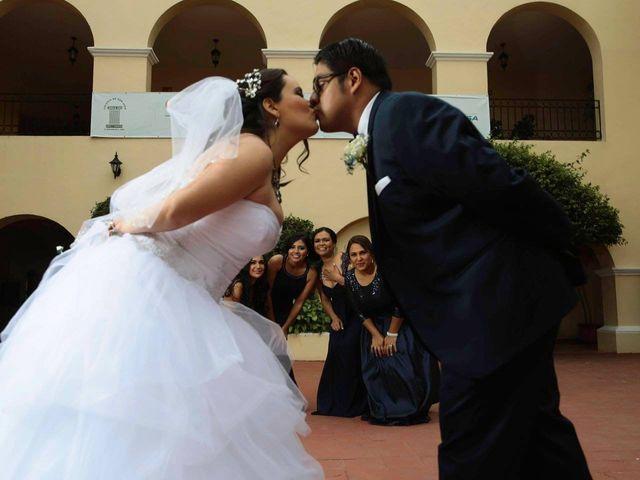 La boda de Enrique y Alejandra en Matamoros, Tamaulipas 31