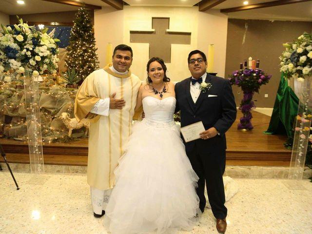La boda de Enrique y Alejandra en Matamoros, Tamaulipas 34