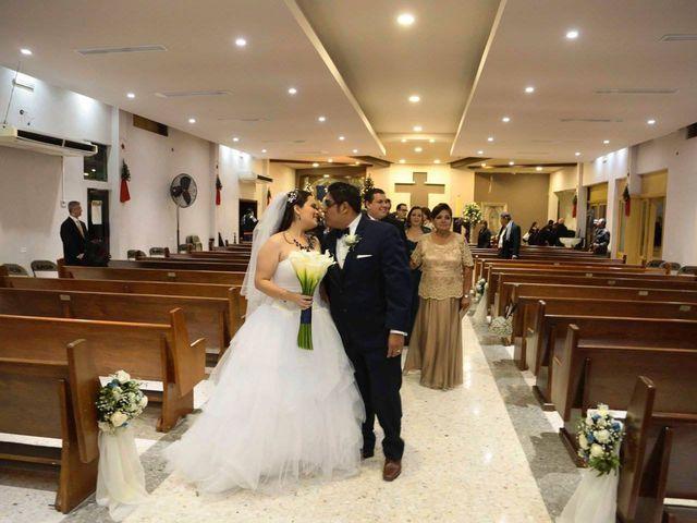 La boda de Enrique y Alejandra en Matamoros, Tamaulipas 37