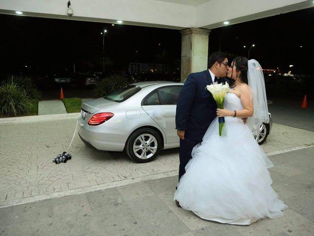 La boda de Enrique y Alejandra en Matamoros, Tamaulipas 40