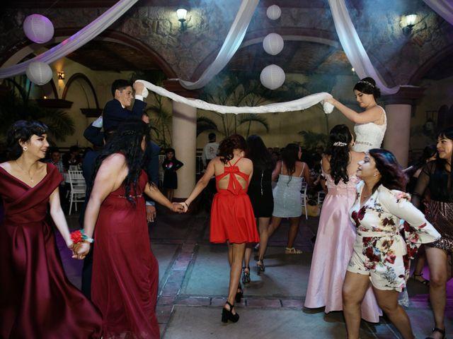 La boda de Alexis y Sarahí en Guadalajara, Jalisco 6
