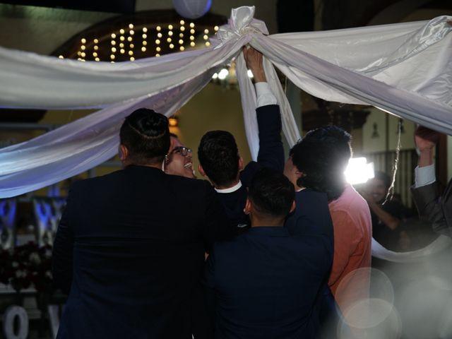 La boda de Alexis y Sarahí en Guadalajara, Jalisco 9