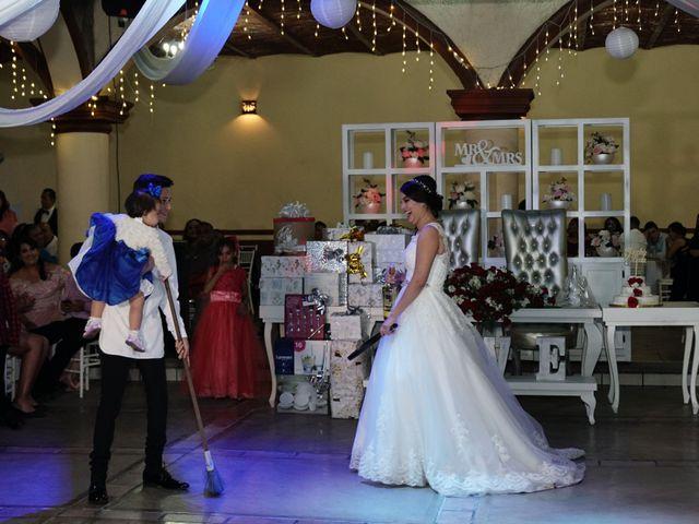 La boda de Alexis y Sarahí en Guadalajara, Jalisco 10