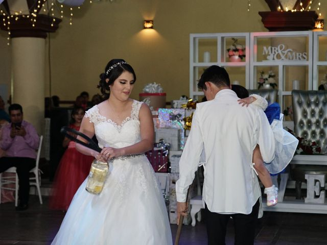 La boda de Alexis y Sarahí en Guadalajara, Jalisco 11