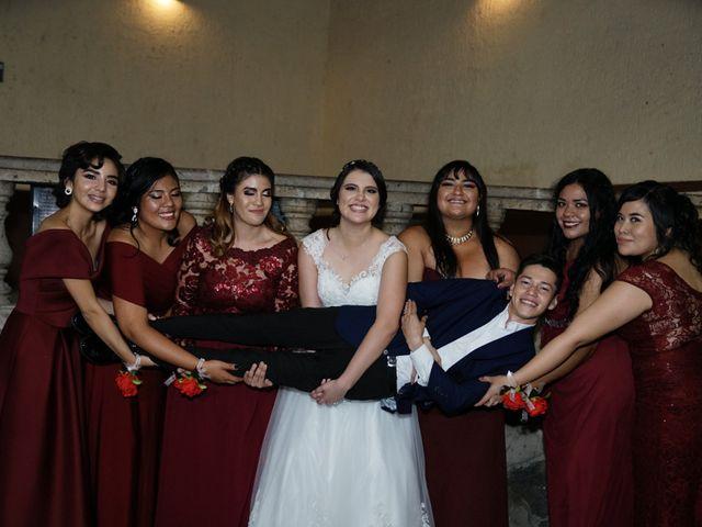La boda de Alexis y Sarahí en Guadalajara, Jalisco 20
