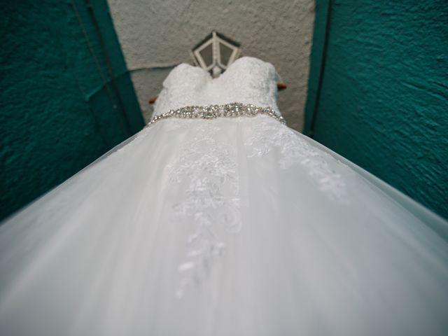 La boda de Alexis y Sarahí en Guadalajara, Jalisco 22