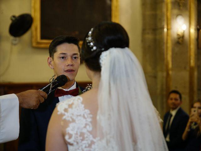 La boda de Alexis y Sarahí en Guadalajara, Jalisco 35