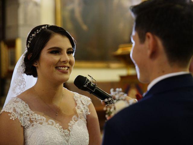 La boda de Alexis y Sarahí en Guadalajara, Jalisco 36