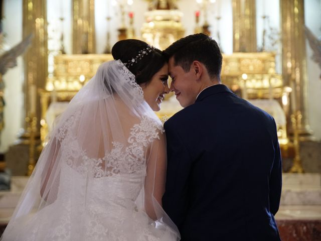 La boda de Alexis y Sarahí en Guadalajara, Jalisco 1