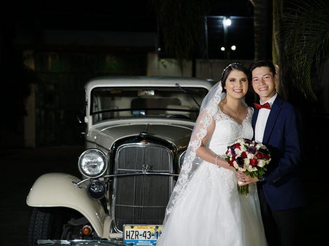 La boda de Alexis y Sarahí en Guadalajara, Jalisco 41