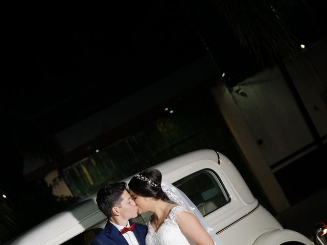 La boda de Alexis y Sarahí en Guadalajara, Jalisco 42
