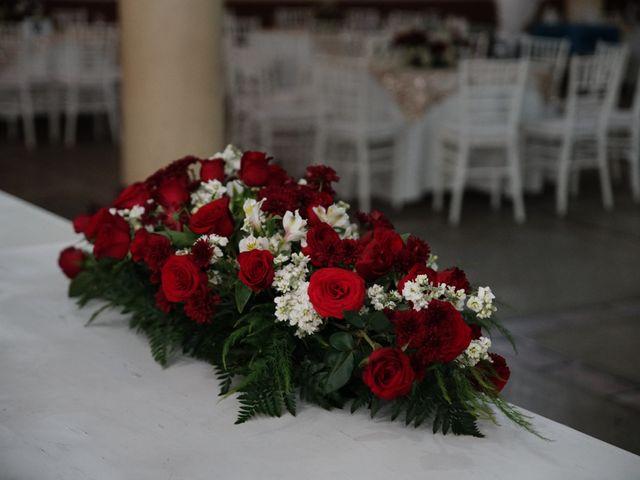 La boda de Alexis y Sarahí en Guadalajara, Jalisco 54