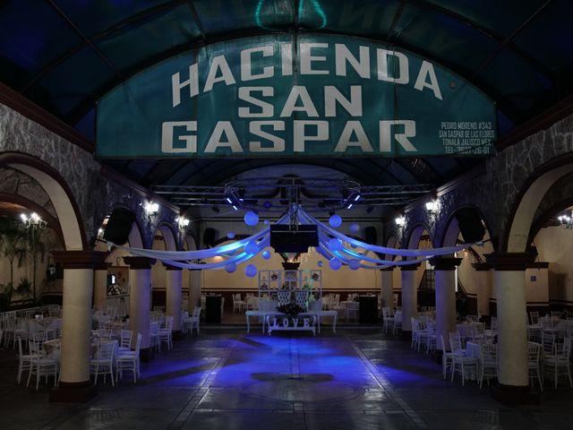 La boda de Alexis y Sarahí en Guadalajara, Jalisco 56
