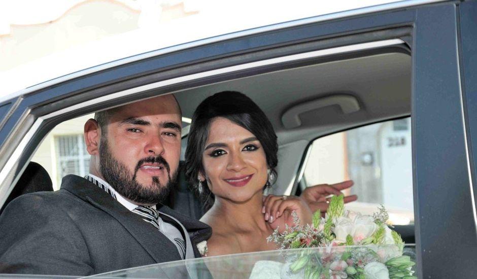 La boda de  Valentín y América en Aguascalientes, Aguascalientes