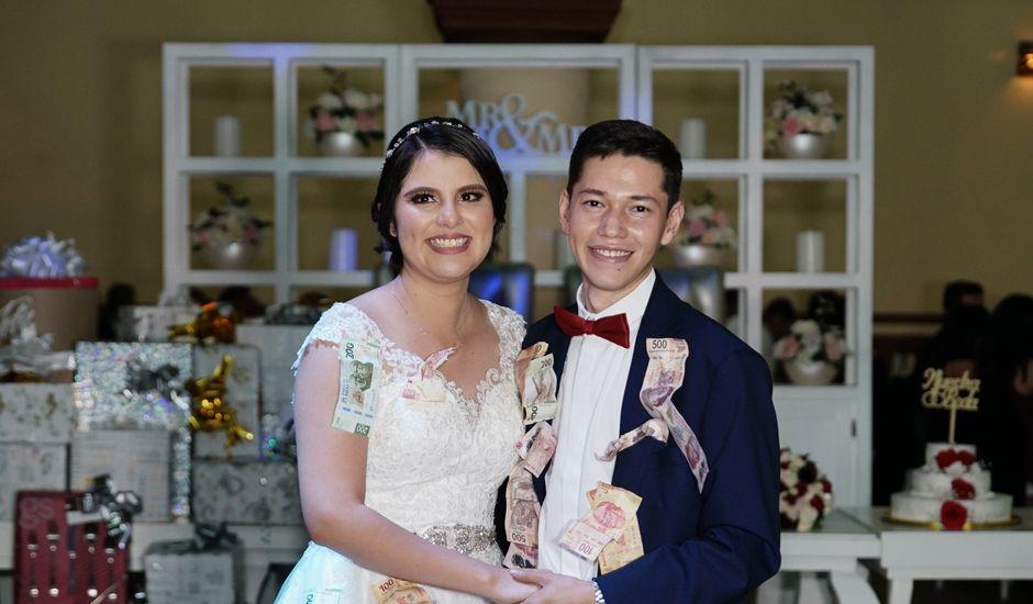 La boda de Alexis y Sarahí en Guadalajara, Jalisco