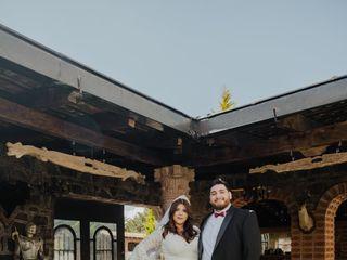 La boda de Karen  y Luis  1