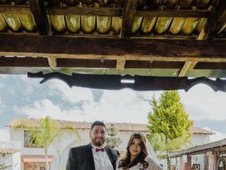 La boda de Karen  y Luis  2