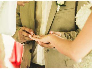 La boda de Daana y Gustavo 1