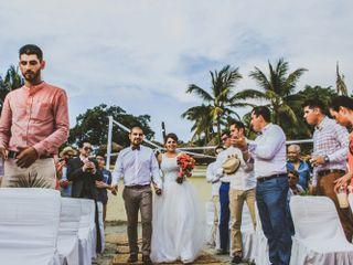 La boda de Daana y Gustavo 2