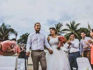 La boda de Daana y Gustavo