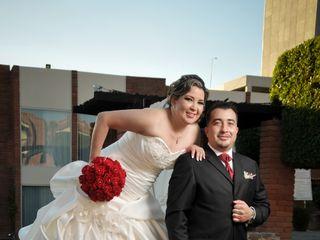La boda de Esmeralda y Juan Carlos 2