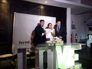La boda de Ana Karen  y Gerardo  3