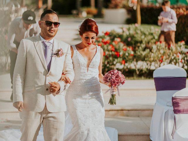 La boda de Roxana y Rogelio
