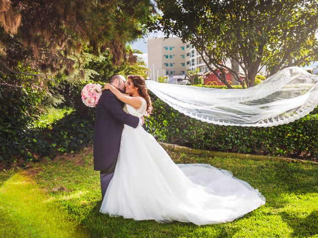 La boda de Melissa y Christopher