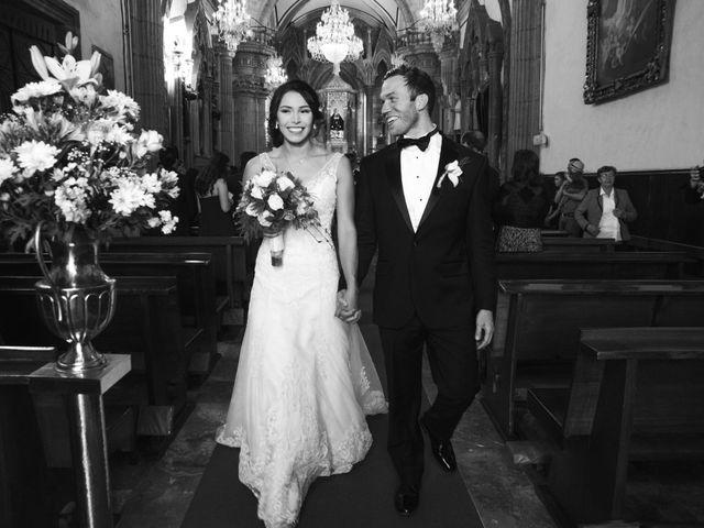 La boda de Paulina y Kevin