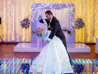 La boda de Estrella y Yojan