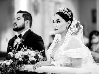 La boda de Janeth y Marco