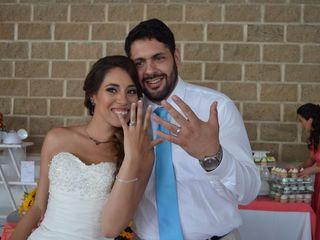 La boda de Diana y Arturo