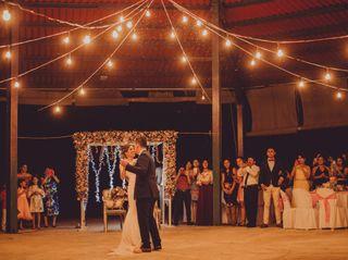 La boda de Maye y Tonny