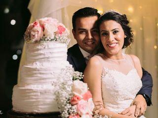 La boda de Eliza   y Zair