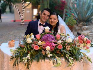 La boda de Michelle y Adrián