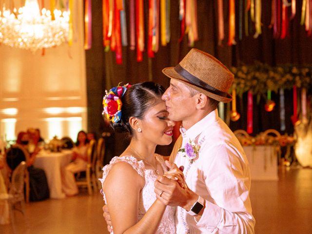 La boda de Yadira y José